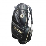 Caddie Bag Glane Black Gold