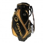 Caddie Bag Grand Golf G5 Black Gold