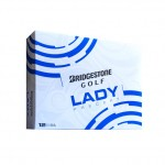 Bridgestone Golf Ball Lady 51 White