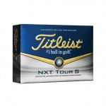 Titleist Golf Ball New Nxt Tour S 14