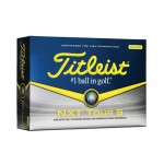 Titleist Golf Ball New Nxt Tour Yel S 14