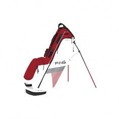 e4ebaa8f19d Stand Bag Ping HooferLite 181 Wht Red Blk