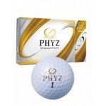 Ball Bridgestone Phyz 5 91 Pearl White