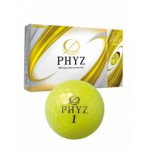 Ball Bridgestone Phyz 5 91 Yellow