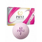 Ball Bridgestone Phyz 5 91 Pearl Pink