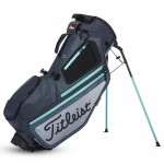 Stand Bag Titleist Hybrid 5 TB9SX6-204 Char/Slt/Glass