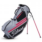 Stand Bag Titleist Hybrid 5 TB9SX6-206 Slt/Bk/Red