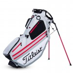Stand Bag Titleist Hybrid 14 TB9SX14-216 Silv/Wht/Red